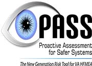 The Proactive Assessment for Safer Systems (PASS) Logo